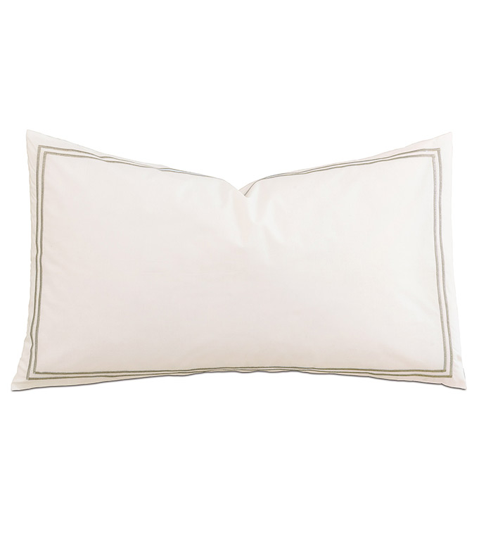 Enzo Ivory/Sable With Flange - ,