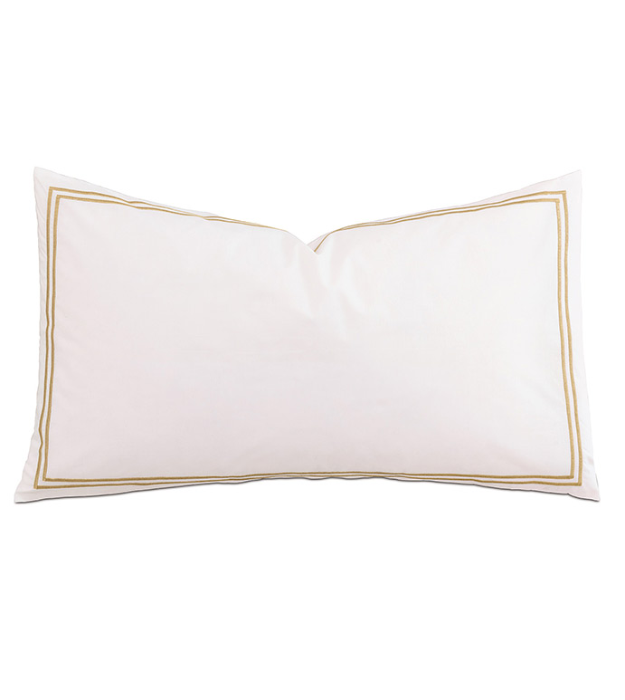 Enzo White/Antique With Flange - ,