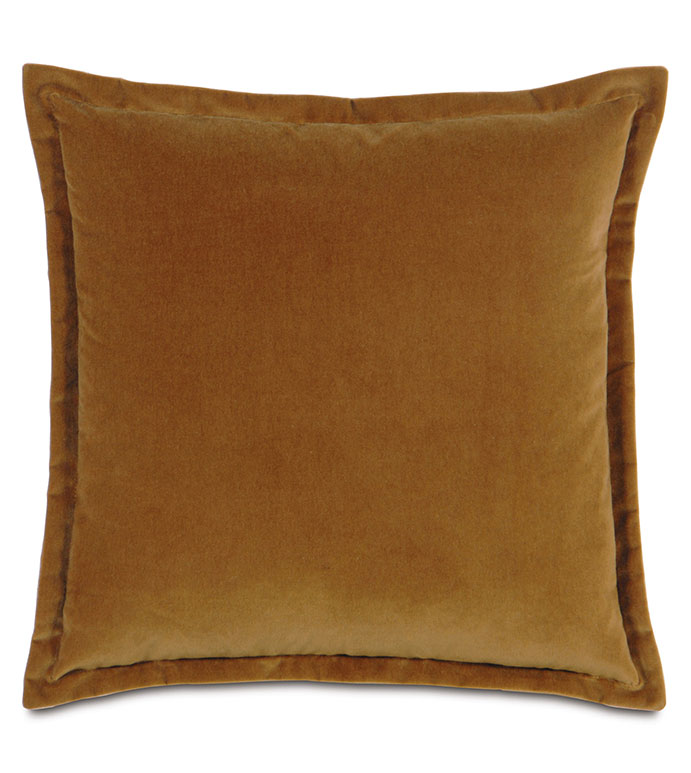 Jackson Rust Dec Pillow A - ,