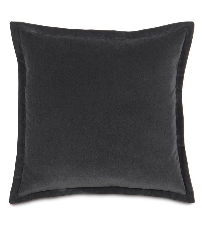 Jackson Charcoal Dec Pillow A - ,