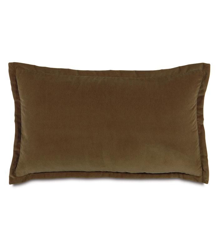 Jackson Mocha Dec Pillow B - ,