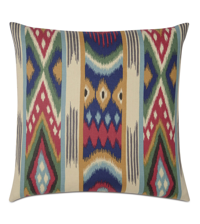 Akela Tribal Decorative Pillow - ,