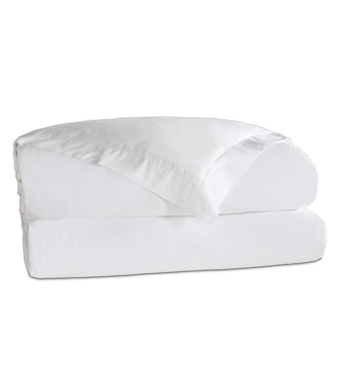 Roma Classic White Duvet Cover - ,