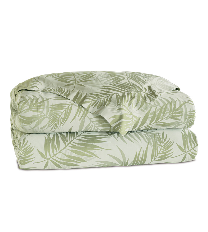 Isola Aloe Duvet Cover - ,