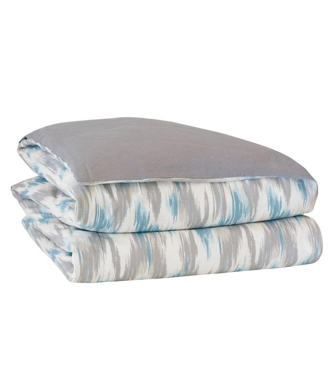Eloise Ice Duvet Cover - ,