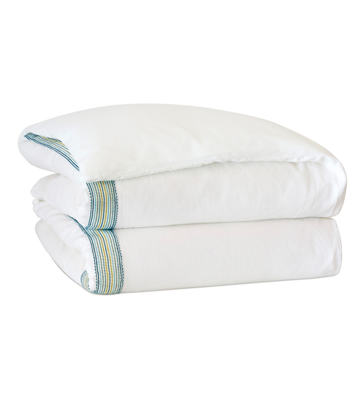 Breeze Shell Duvet Cover - ,