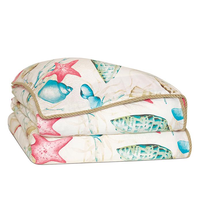Sumba Seaside Duvet Cover - ,