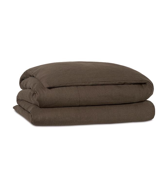 Resort Clay Duvet Cover - ,