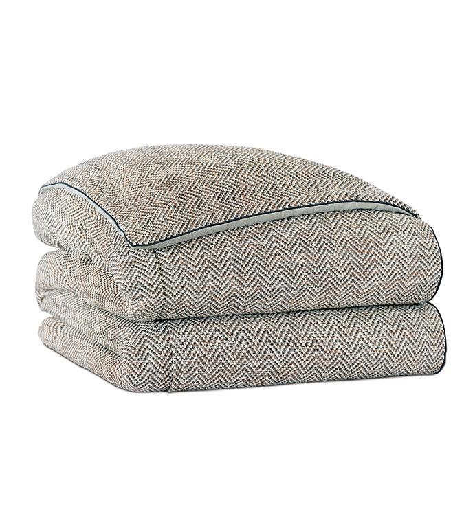 Kilbourn Woven Duvet Cover