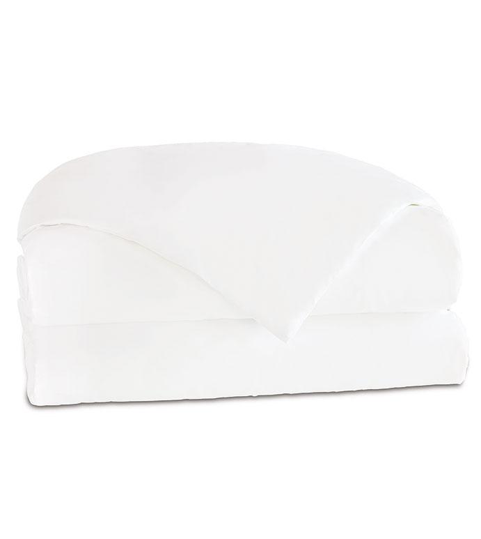 Fresco Classic White Duvet Cover - ,
