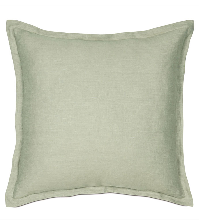 Resort Mint Euro Sham - ,