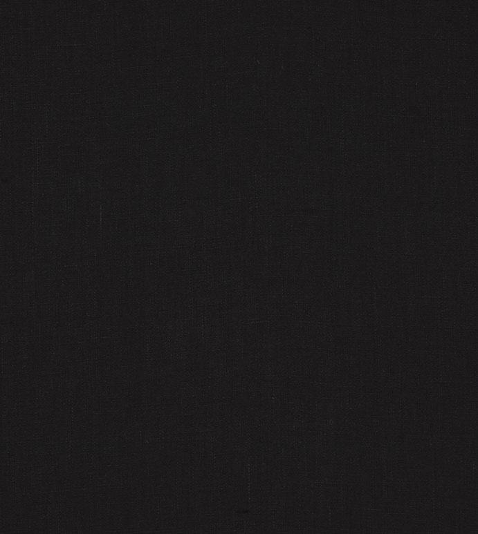 Breeze Black - ,100% linen,linen fabric,black linen,black linen yardage,fabric yardage,linen yardage,upholstery,black upholstery fabric,solid black fabric,luxury linen,black fabric yardage,