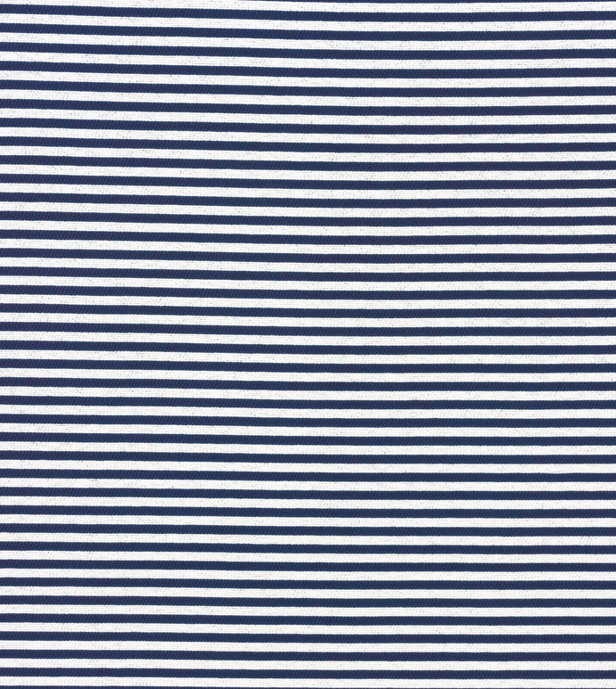 Ahoy Navy - ,striped fabric,outdoor fabric,blue striped fabric,navy fabric,coastal decor,fabric yardage,outdoor decor,monochrome fabric,pinstripe fabric,blue fabric,chicago fabrics,