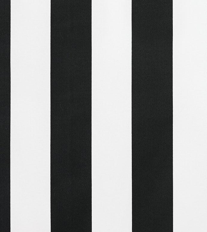 Kubo Black - ,outdoor fabric,vertical stripe,black and white stripe,striped print,striped fabric,fabric yardage,upholstery,black and white fabric,monochrome fabric,outdoor decor,