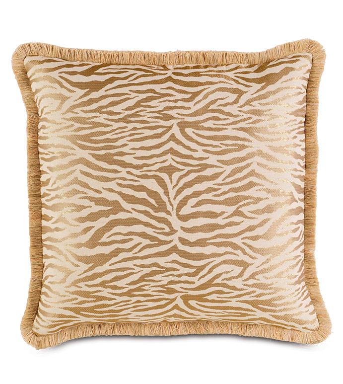 Lyman Gold With Brush Fringe - ,