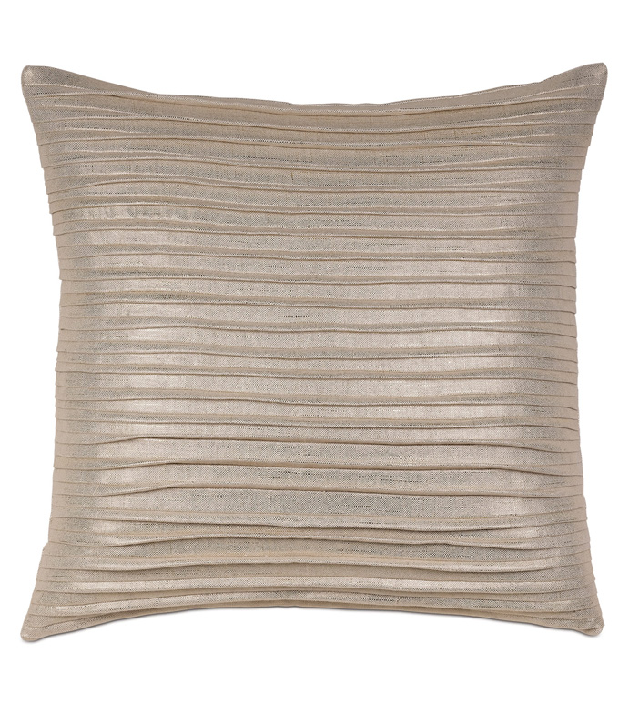 Reflection Gold With Pleats - ,