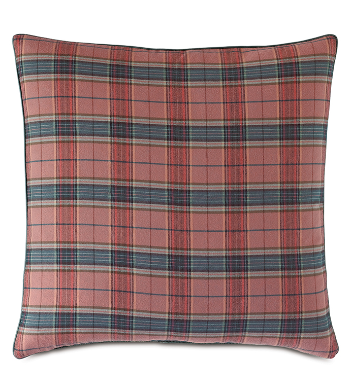 Kilbourn Plaid Decorative Pillow
