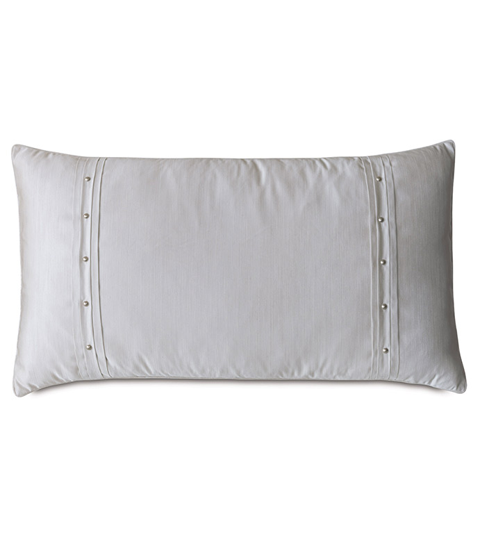 Lucent Silver King Sham - ,
