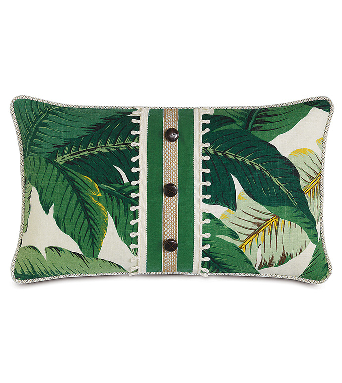 Lanai Palm With Breeze Kelly Insert - ,
