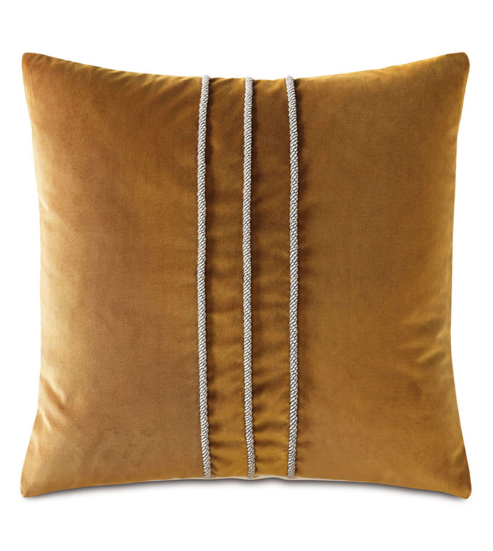 Medara Vertical Cord Decorative Pillow