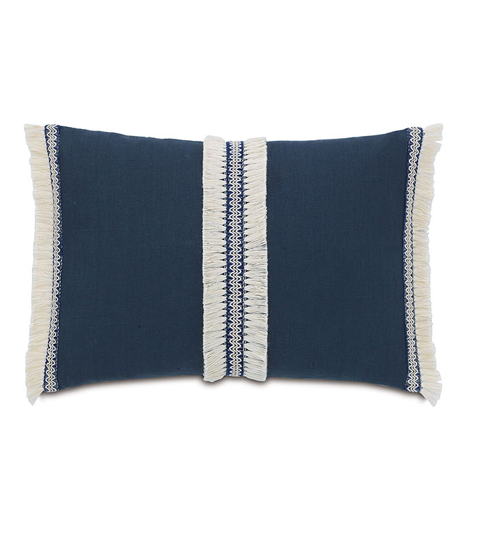 Breeze Indigo With Trims