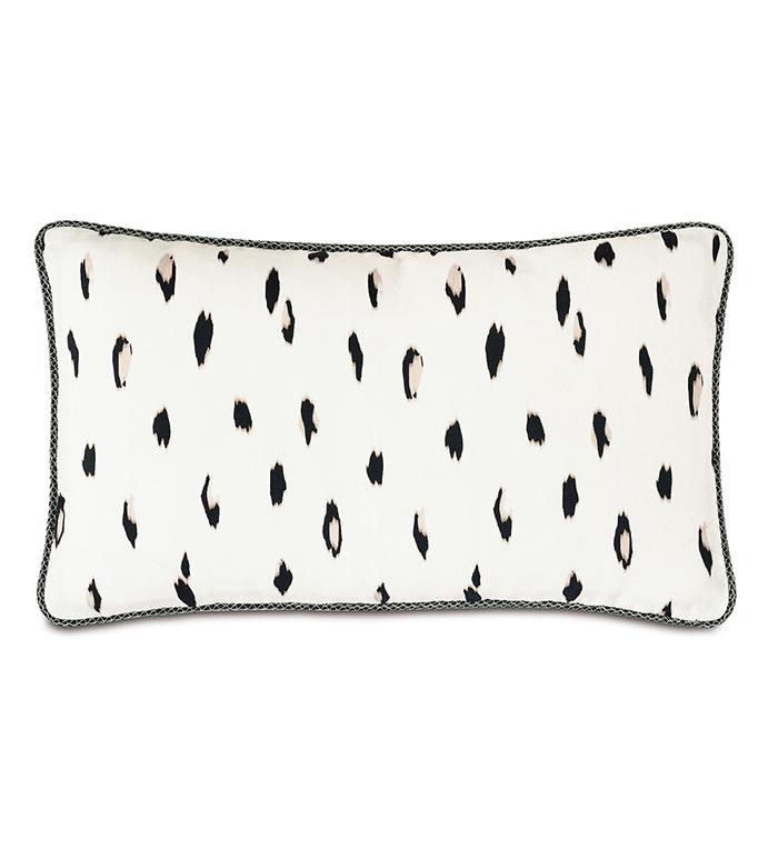 Maddox Animal Print Decorative Pillow