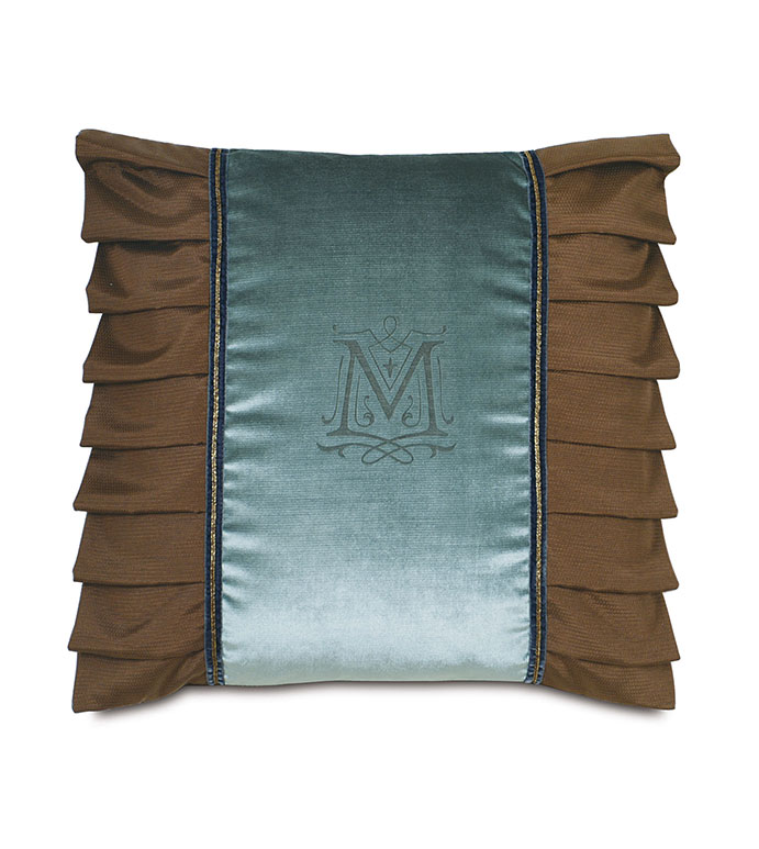 Velda Ocean Insert With Monogram - ,