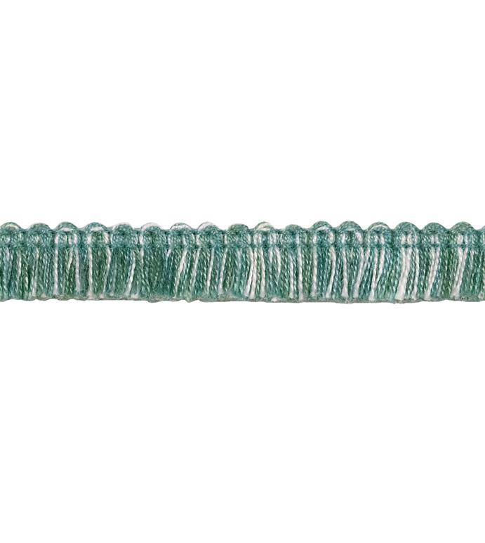 Brush Fringe Seaglass