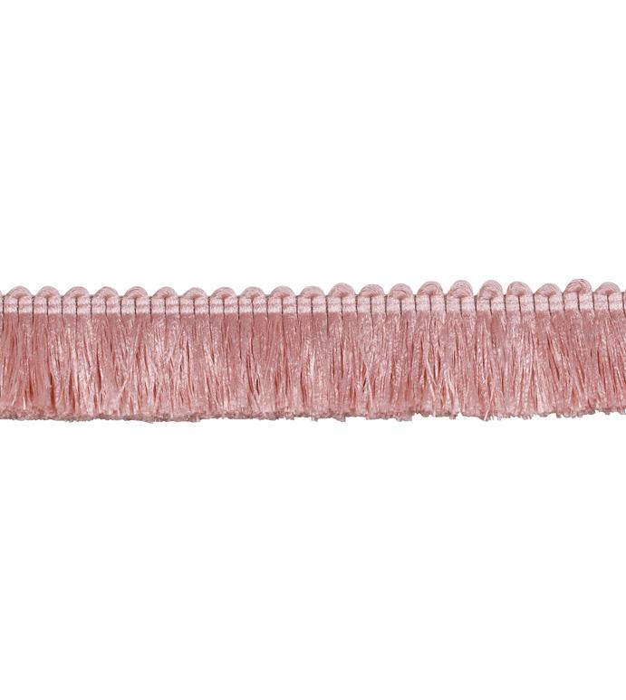 Brush Fringe Rose