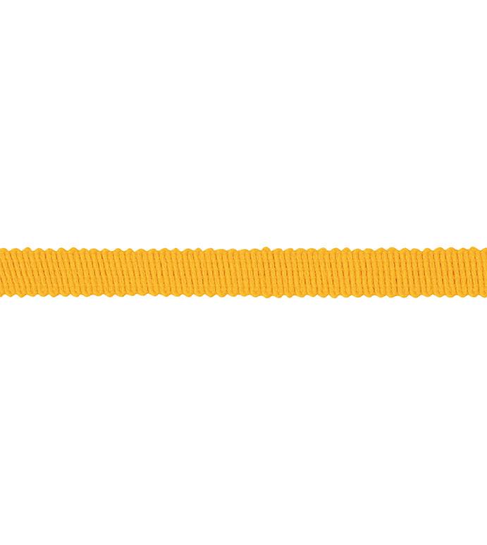 Gimp Tamaya A (Yellow) - ,gimp,gimp trim,yellow gimp,yellow trim,luxury trim,trim yardage,gimp yardage,outdoor trim,yellow tape,tape yardage,outdoor decor,chicago buy trim,outdoor decor,outdoor fabrics,