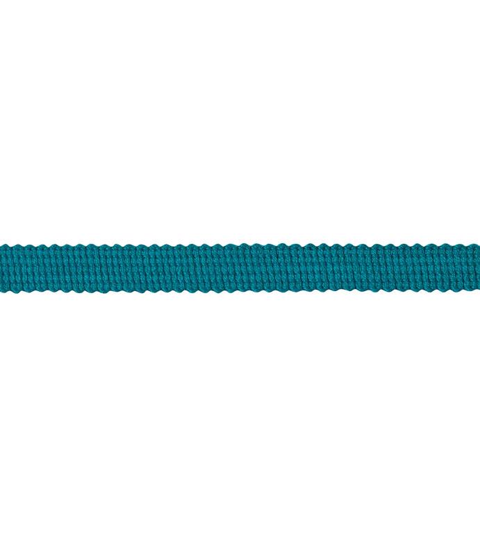 Gimp Tamaya B (Teal) - ,gimp,gimp trim,teal gimp,teal trim,luxury trim,trim yardage,gimp yardage,outdoor trim,teal tape,tape yardage,outdoor decor,blue trim,outdoor decor,outdoor fabrics,