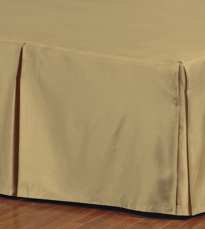 Fresco Classic Antique Pleated Bed Skirt