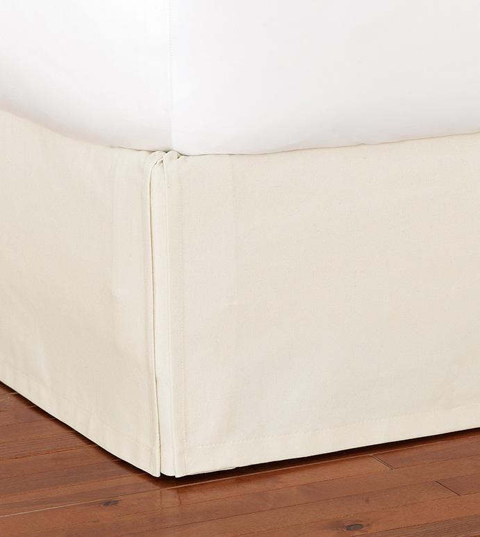 Adler Natural Bed Skirt