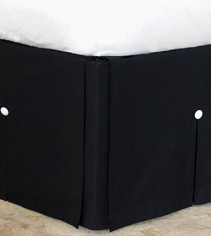 Fullerton Ink Bed Skirt
