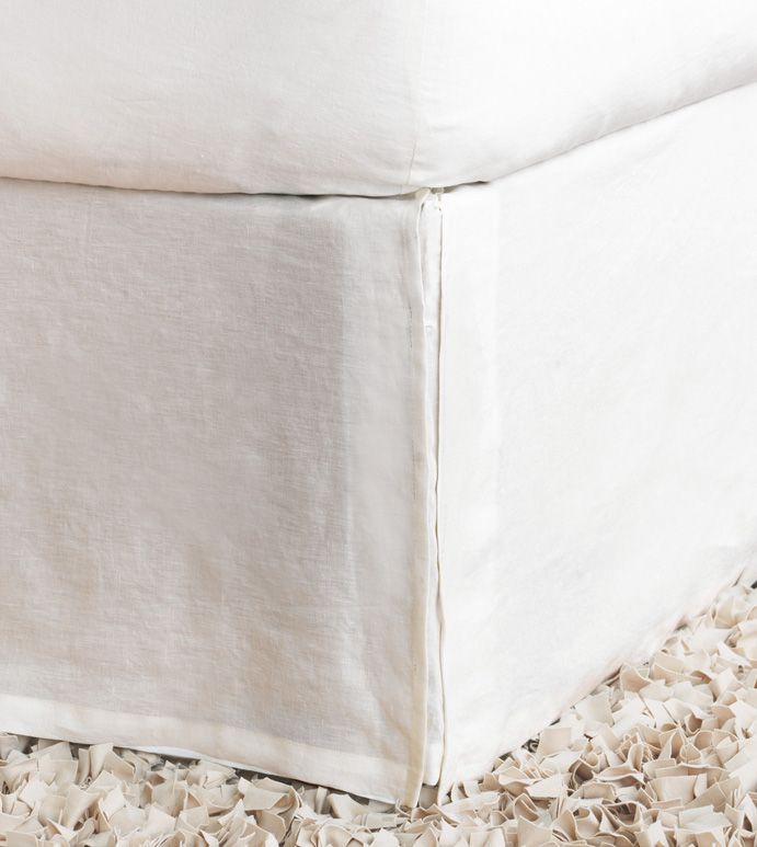 Shiloh Shell Pleated Bed Skirt