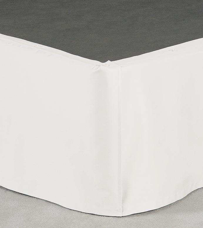 Fresco Classic Ivory Straight Skirt Panels