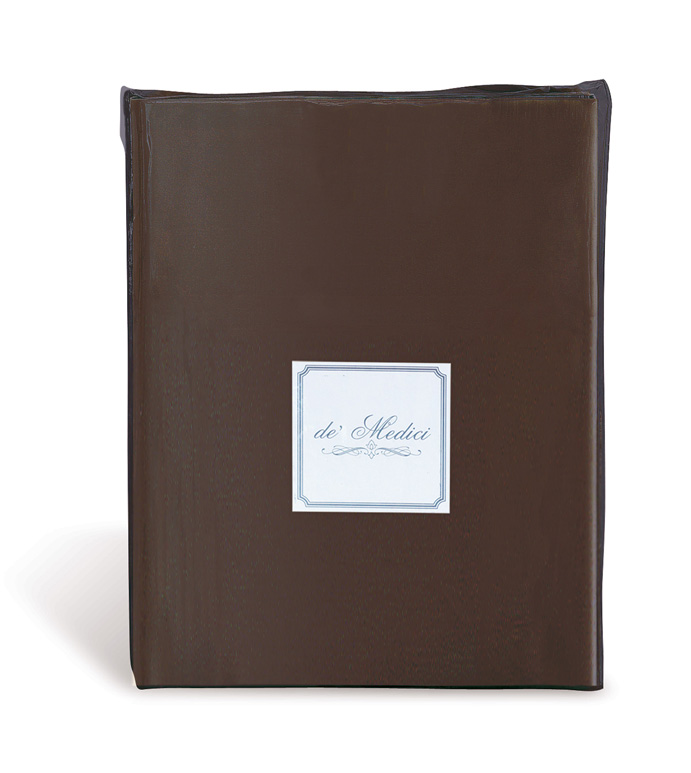 Fresco Luxe Walnut Sheet Set