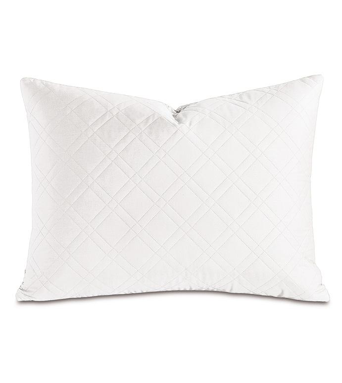 Coperta White Standard Sham - ,