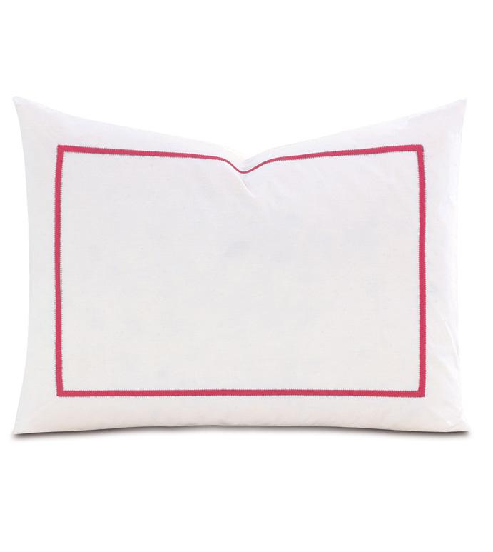 Gala Pink Standard Sham - ,