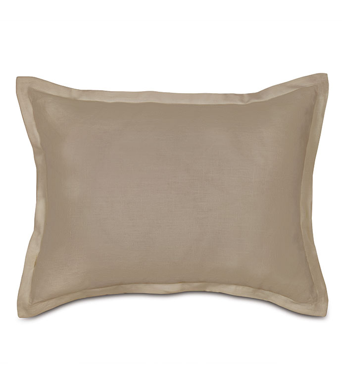 Resort Bisque Standard Sham - ,