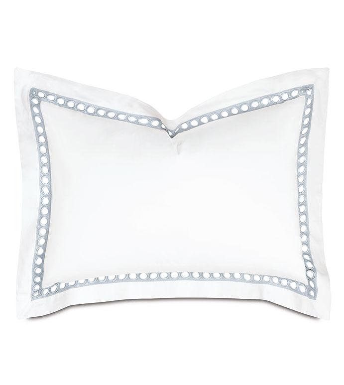 Celine Silver Standard Sham - ,