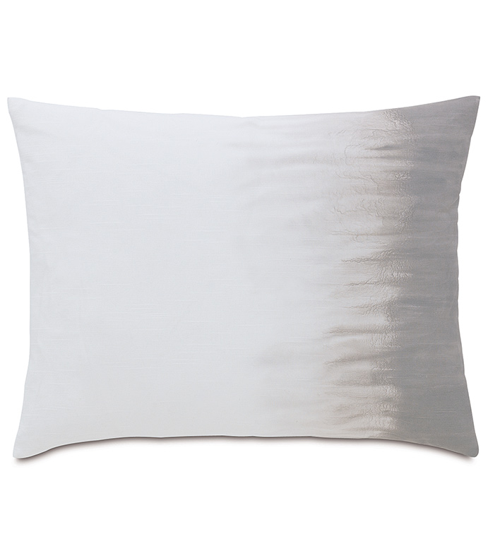 Baldwin White Standard Sham (Right) - ,