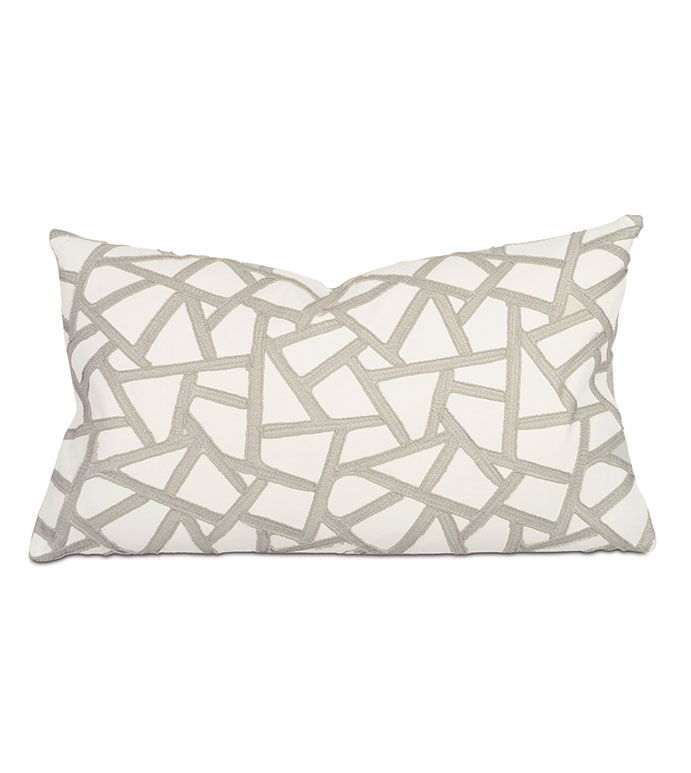 Collin Linen Decorative Pillow - ,