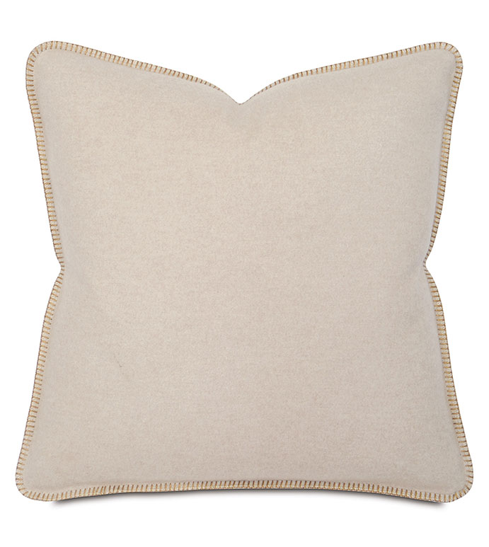 Brera Bisque With Oak Stitch - ,