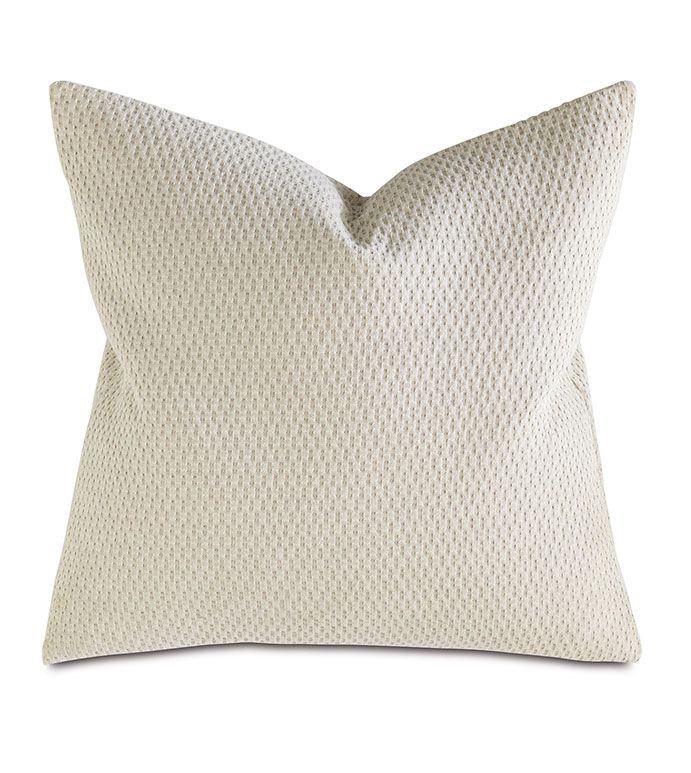 Custer Linen Euro Sham - PILLOW,EURO SHAM,SQUARE LINEN PILLOW,TOSS CUSHION,THROW PILLOW,ACCENT PILLOW,LINEN COVERED PILLOW,KNIFE EDGE TRIM PILLOW,DECORATIVE PILLOW,ACCCENT PILLOW,MATELASSE PILLOW