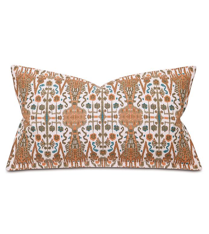 Brayden Sand King Sham - pillow,throw pillow,printed pillow,rectangle pillow,decorative pillow,king sham pillow, king sham accent pillow,feather pillow,zipper closure pillow,southwest pillow cover
