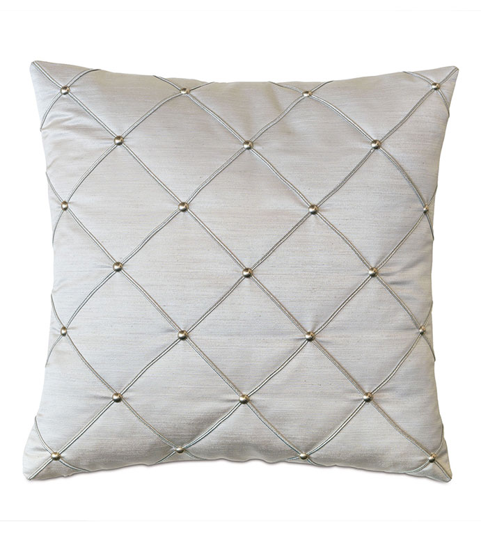 Lucent Silver With Nailheads - ,