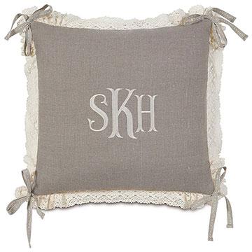 Breeze Linen With Monogram