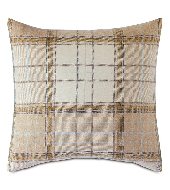 Aldrich Plaid Decorative Pillow