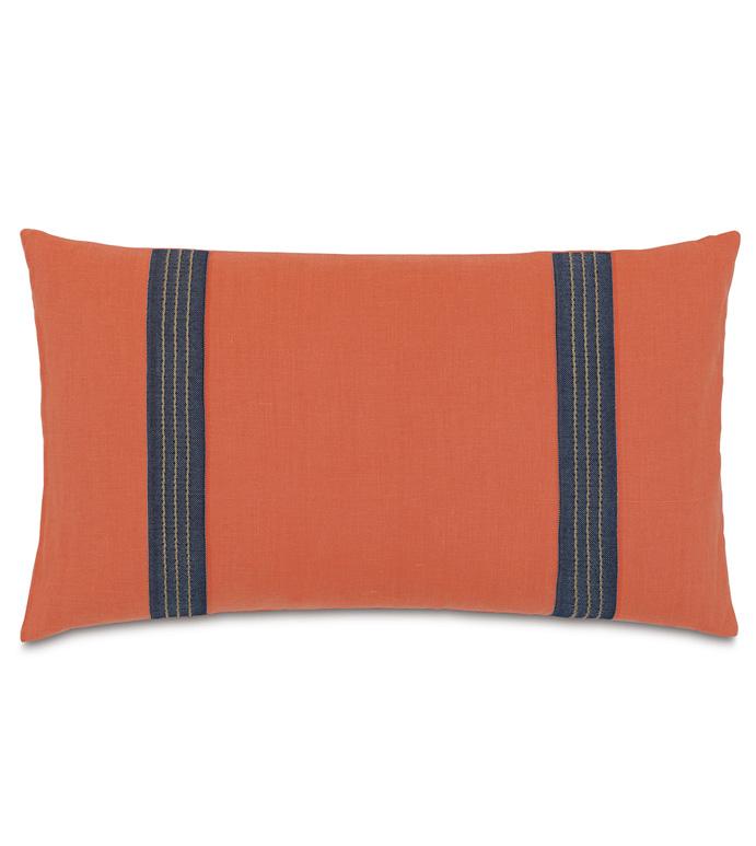 Breeze Tangerine With Border - ,
